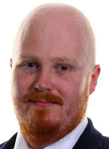 Photo of City Councillor, Kieran Harpham